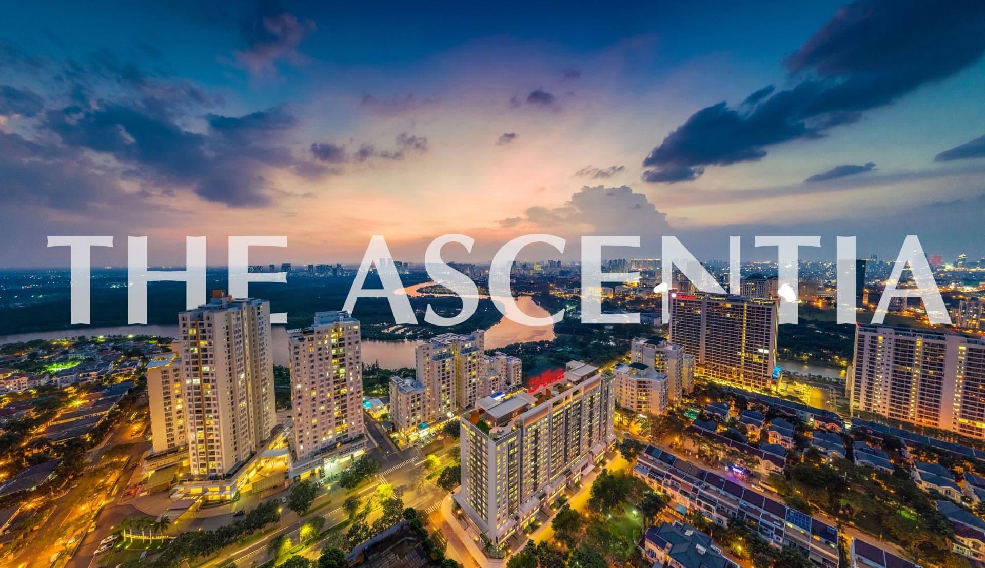 Bán căn hộ The Ascentia Quận 7