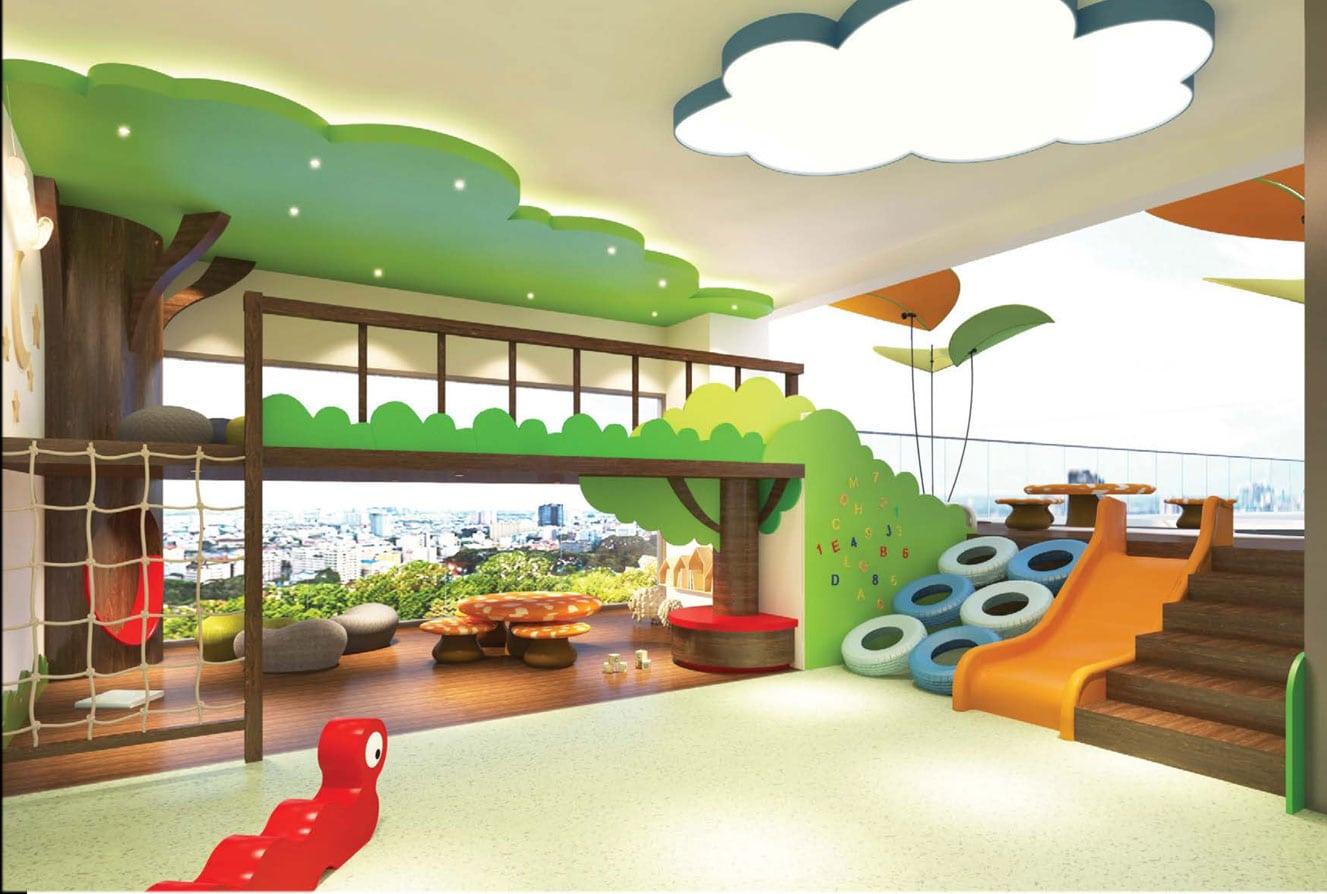 Tiện ích phòng trẻ em tại Happy Residence Premier