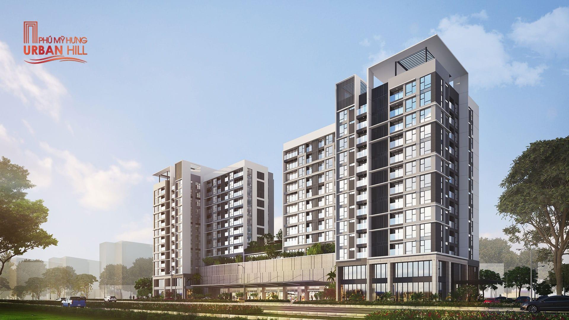 Tổng quan dự án Urban Hill Nguyễn Văn Linh Quận 7