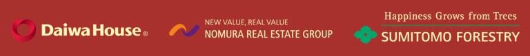 3 đối tác bất động sản hàng đầu tại Nhật Bản