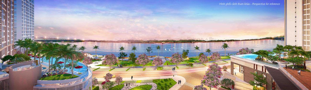 Công viên hoa anh đào Sakura Park quận 7