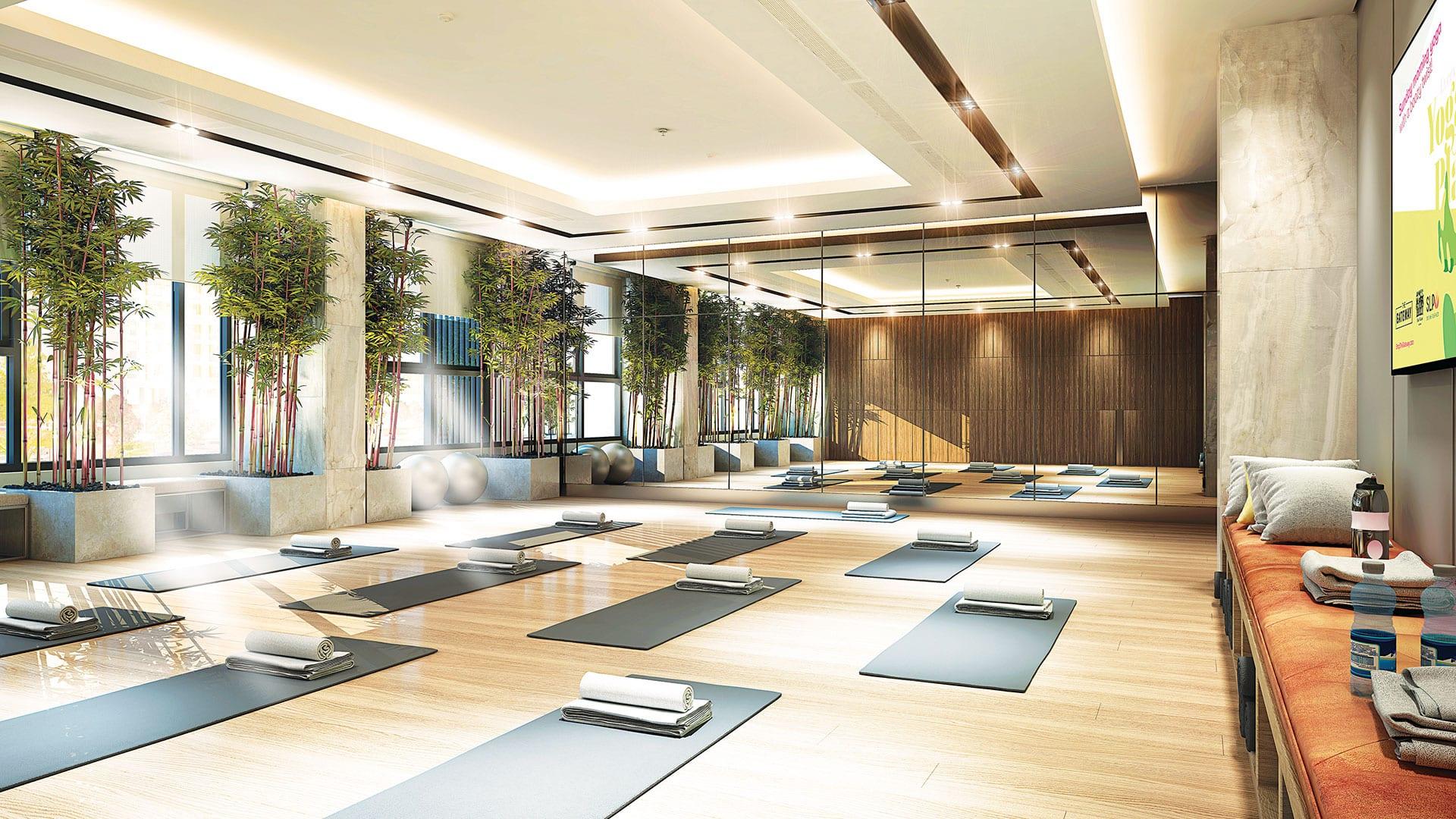 Tiện ích yoga