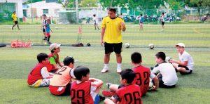 Các lớp thể thao cho trẻ tại Phú Mỹ Hưng