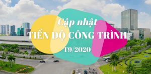 Cập nhật tháng 9/2020: Tiến độ các công trình tại Phú Mỹ Hưng