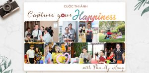 "Cuộc thi ảnh ""Capture Your Happiness"""