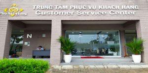 Trung tâm Phục vụ khách hàng Phú Mỹ Hưng - Customer Service Center
