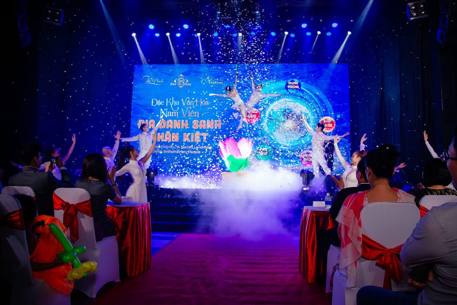 Trong đó, nổi bật là sự kiện Nam Viên – Địa danh sanh nhân kiệt phần 2 vừa được tổ chức vào cuối tháng 10 vừa qua. Trước đó, phần 1 của sự kiện cũng đã thu hút gần 700 khách hàng.