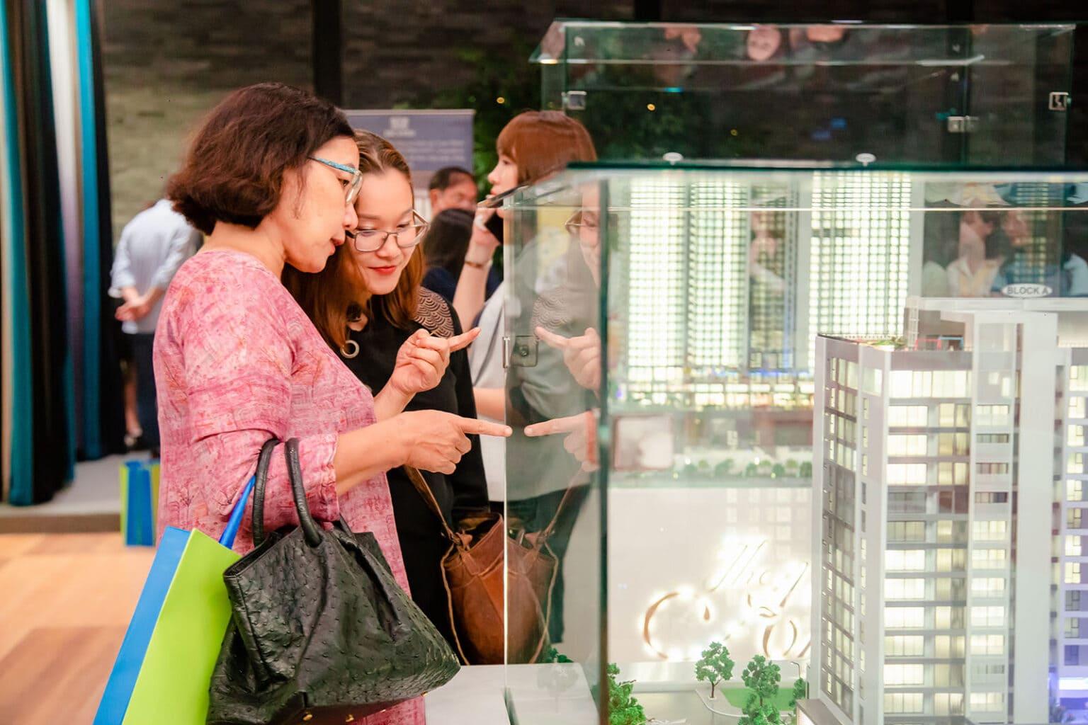 Nhằm cung cấp thông tin một cách trực quan, sinh động nhất cho khách hàng, từ tháng 6 đến nay, Phú Mỹ Hưng liên tục tổ chức các sự kiện với nhiều quy mô khác nhau để khách hàng có thể tìm hiểu thông tin chi tiết.