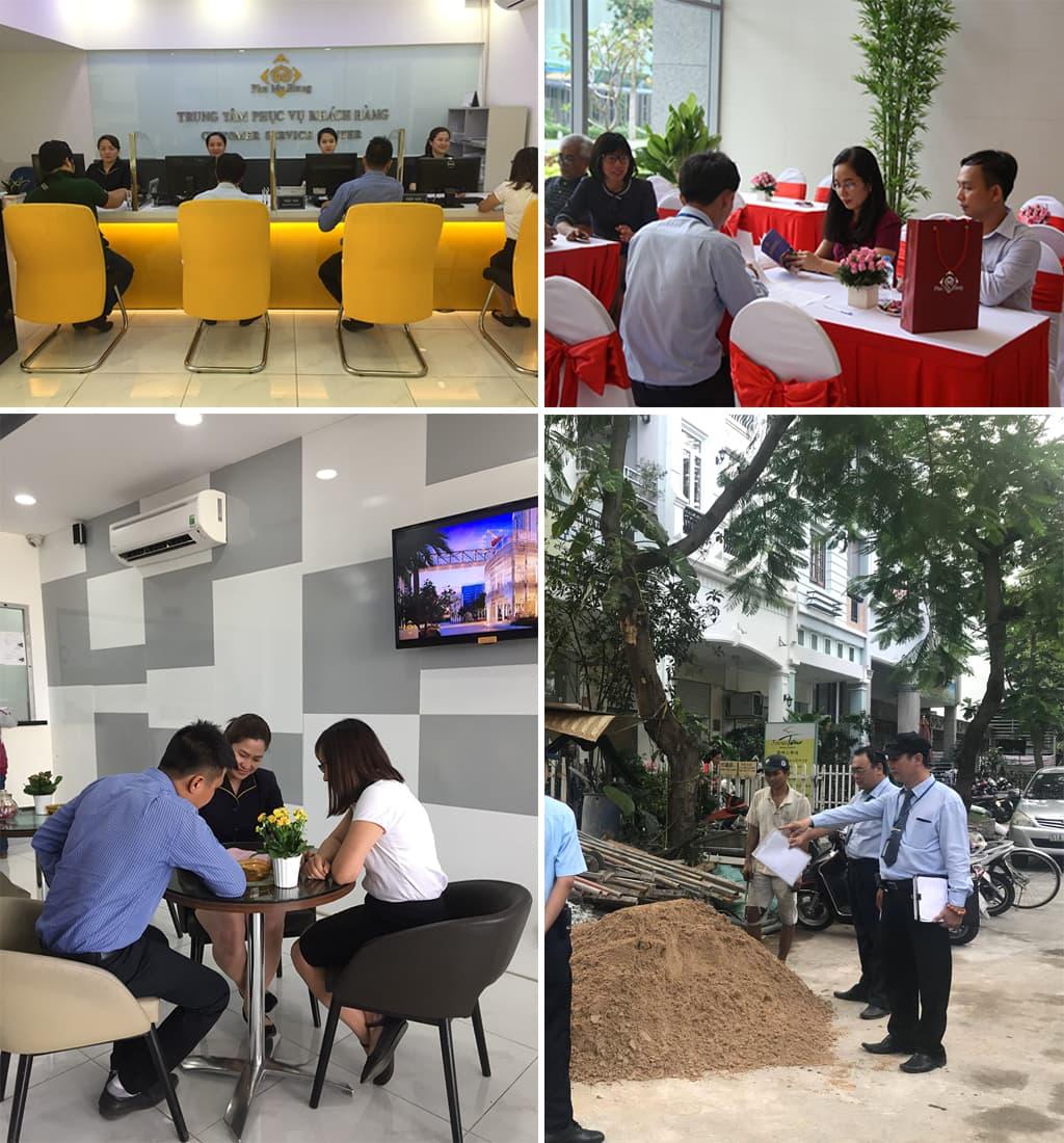 Trung tâm phục vụ khách hàng Phú Mỹ Hưng