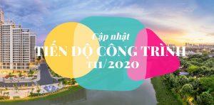 Cập nhật tiến độ các dự án của Phú Mỹ Hưng đến cuối tháng 11/2020