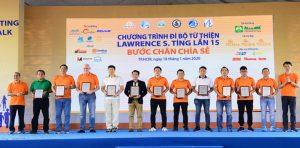 Lawrence S. Ting: Chương trình Đi bộ Từ thiện Đồng hành và Chia sẻ