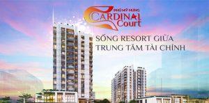 Cardinal Court: Sống resort giữa Trung tâm Tài chính Phú Mỹ Hưng
