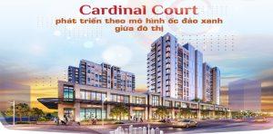 Phú Mỹ Hưng Cardinal Court phát triển theo mô hình