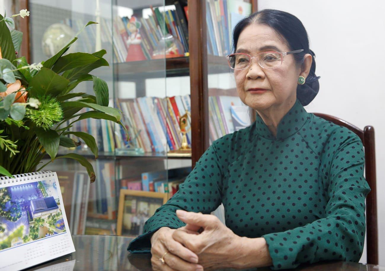 Luật sư Trương Thị Hòa
